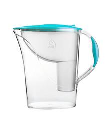 DAFI Filtračná kanvica Atria 2,4 l + 2 filtre, modrá