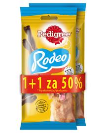 PEDIGREE Rodeo 123 g x 6 1 + 50% GRATIS