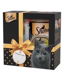 SHEBA Slávnostná sada mačacích dobrôt