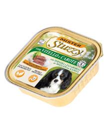 STUZZY Mister Dog teľacie a mrkva 150 g
