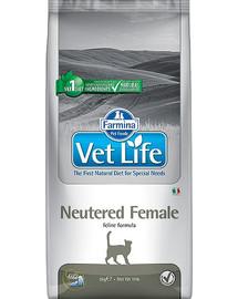 FARMINA Vet Life Cat Neutered Female 10 kg