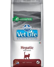 FARMINA Vet Life Hepatic Cat 10 kg