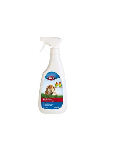 TRIXIE Sprej na čistenie klietok 500 ml
