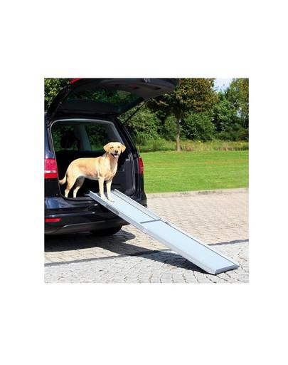 Trixie teleskopická rampa pre psov Petwalk - D 100 - 180 x Š 42,5 cm