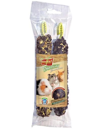 VITAPOL Smakers Vitaherbal chlebek świętojański - porzeczka