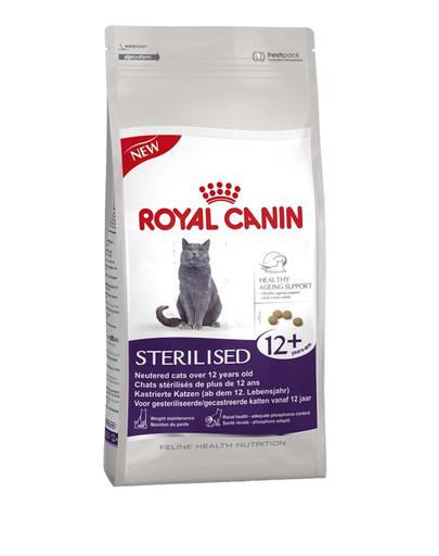 ROYAL CANIN Sterilised 12+ 4kg