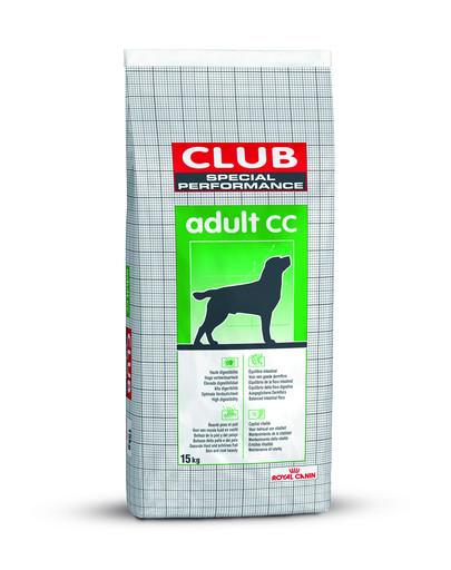 ROYAL CANIN Club Special Performance Adult CC 15 kg
