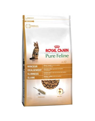 ROYAL CANIN Pure feline n.02 (štíhla línia) 0.3 kg