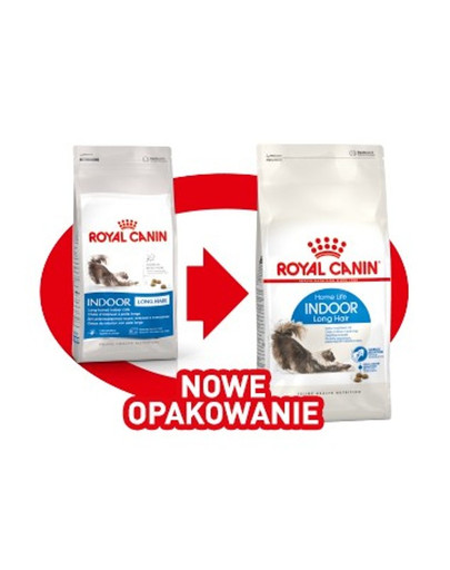 ROYAL CANIN Indoor long hair 35 4 kg