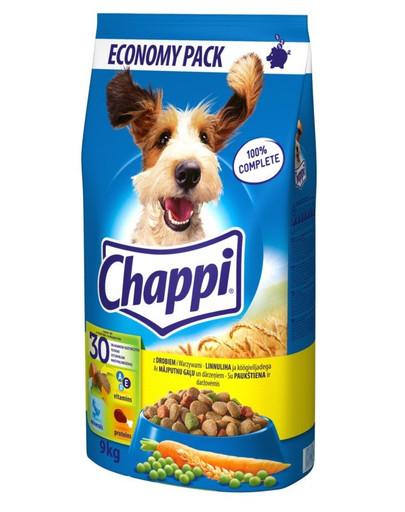CHAPPI hydinové mäso 9 kg