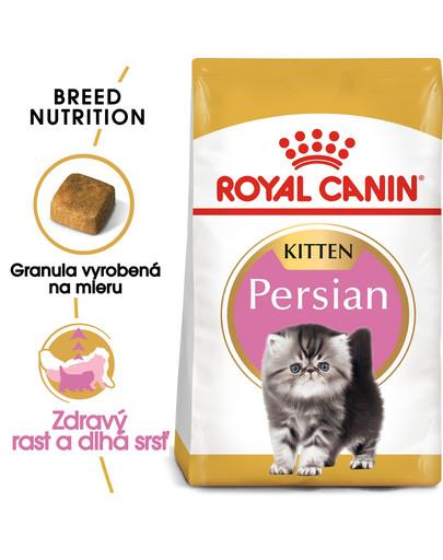 ROYAL CANIN Persian Kitten 2 kg granule pre perzské mačiatka
