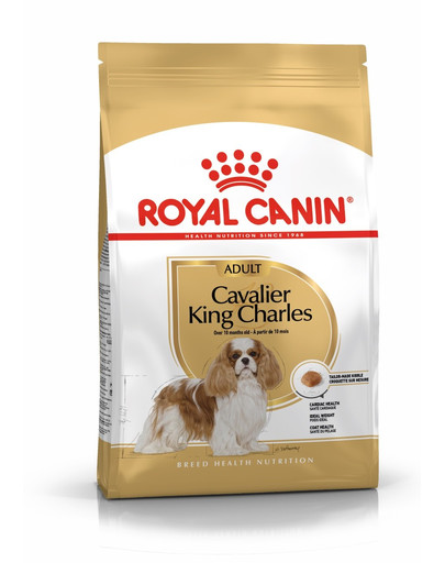 ROYAL CANIN Cavalier King Charles Adult 1,5 kg granule pre dospelého gavalieršpaniela