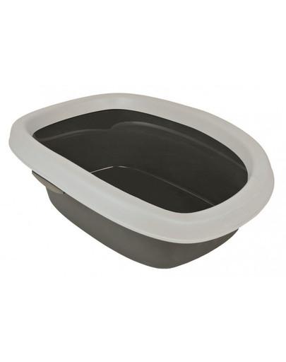 TRIXIE Toaleta pre mačky, carlo2 58cm šedá