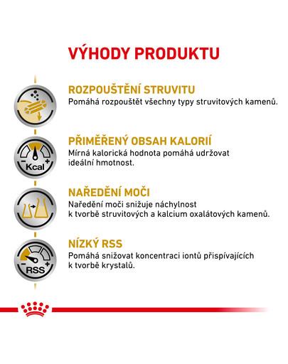 ROYAL CANIN Vet cat urinary moderate calorie 1.5 kg
