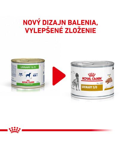 ROYAL CANIN Dog urinary S / O 200 g