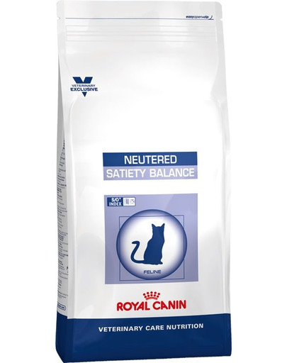 ROYAL CANIN Cat Neutered SATIETY balance 8 kg
