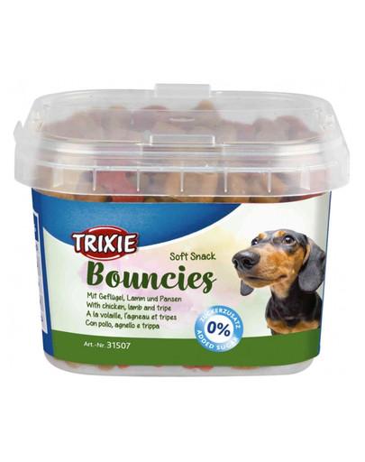 TRIXIE Soft Bits Kostičky s kuracím / jahňacím / držky 140 g