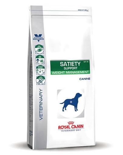 ROYAL CANIN Veterinary Health Nutrition Dog Satiety 12kg
