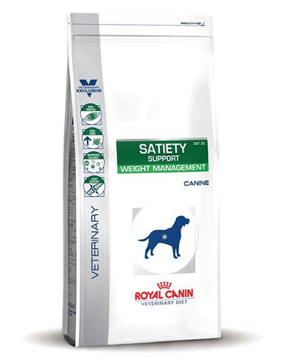 ROYAL CANIN Dog SATIETY support dog 6 kg