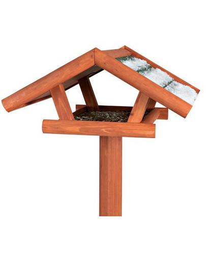 TRIXIE Kŕmidlo pre vtáky natura 54 x 26 x 52 cm / 1.36 m