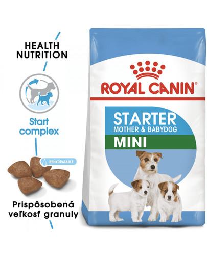 ROYAL CANIN Mini starter mother & babydog 3 kg