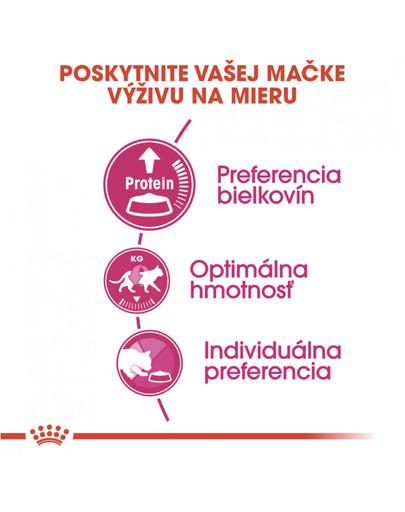 ROYAL CANIN Protein Exigent 2kg granule pre maškrtné mačky