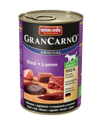 ANIMONDA Grancarno hovädzie/jahňacie konzerva 800 g